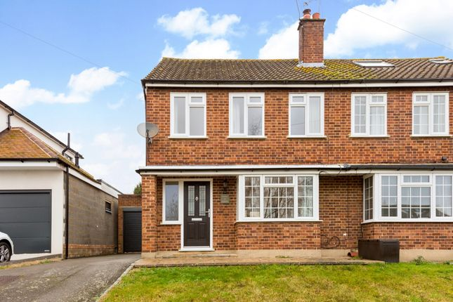 Thumbnail Semi-detached house to rent in Barnhill Gardens, Marlow