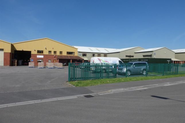 Light industrial for sale in Valley Line Industrial Park, Wedmore Road, Cheddar