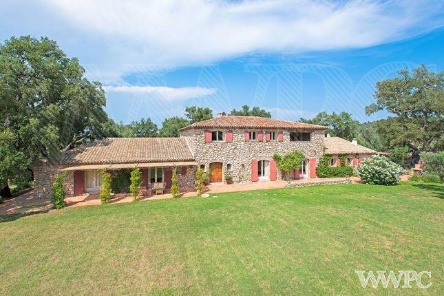 Thumbnail Detached house for sale in Roquebrune-Sur-Argens, Provence-Alpes-Cote Dazur, France