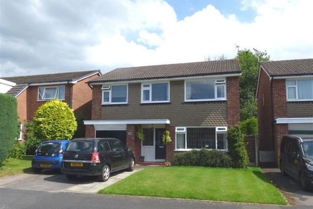 Thumbnail Detached house to rent in Brampton Avenue, Macclesfield