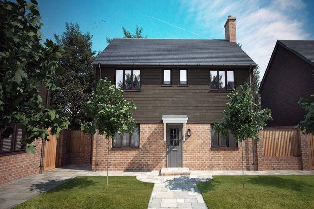 Thumbnail Detached house for sale in Lime Kiln Lane, Holbury, Southampton