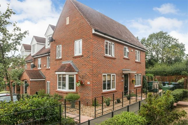 Thumbnail Semi-detached house for sale in Albanwood, Watford, Hertfordshire