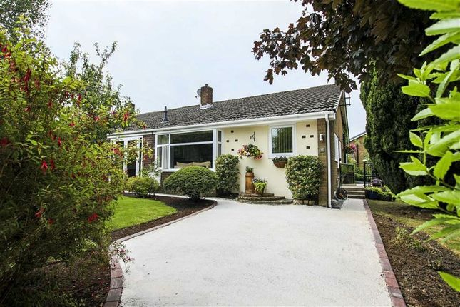 Thumbnail Semi-detached bungalow for sale in Cronshaw Drive, Langho, Blackburn