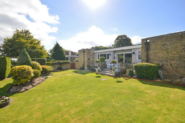 Thumbnail Detached bungalow for sale in Halifax Road, Hightown, Liversedge