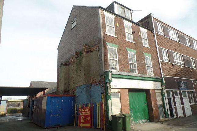 Thumbnail Land for sale in Villiers Street, Sunderland