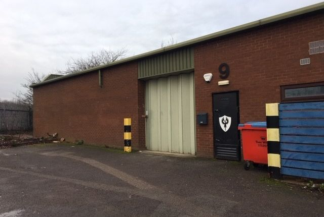 Thumbnail Light industrial to let in Hornchurch Close, Coventry