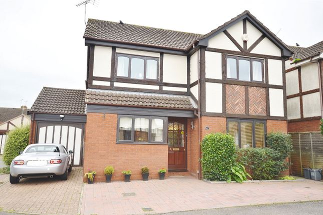 4 bed detached house for sale in Tudor Manor Gardens, Garston, Hertfordshire
