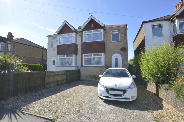 Thumbnail Semi-detached house for sale in Bexhill Road, St Leonards-On-Sea, East Sussex