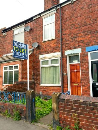 Thumbnail Terraced house to rent in Badsley Moor Lane, Rotherham