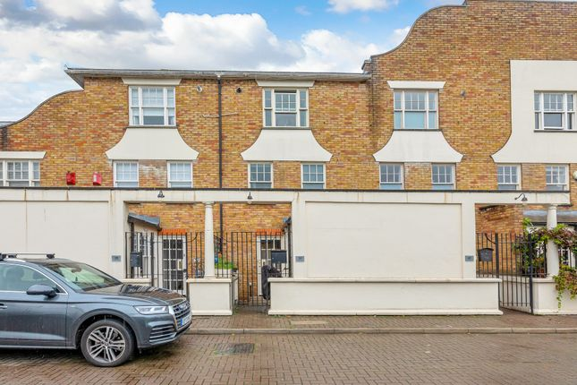 Thumbnail Town house for sale in Sutton Square, London