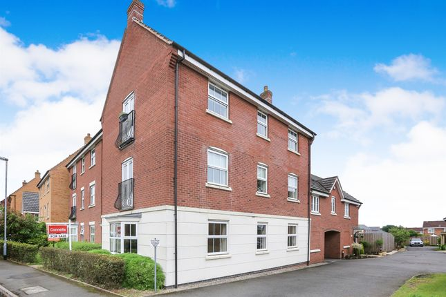 Thumbnail Flat for sale in Hough Way, Strawberry Fields Essington, Wolverhampton