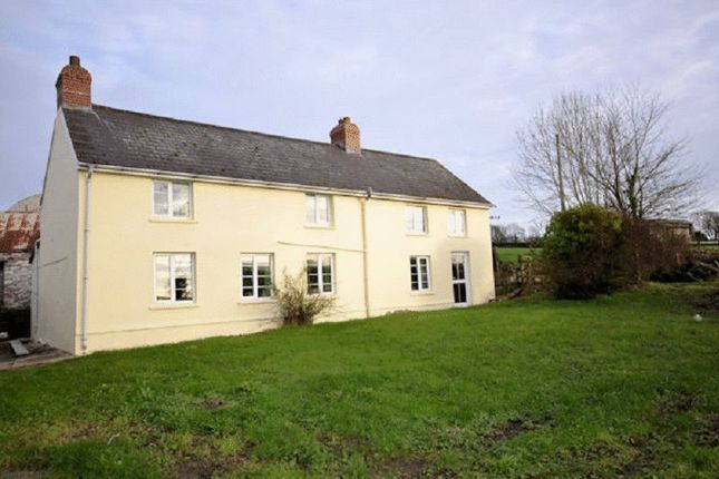 Thumbnail Detached house for sale in Llangoedmor, Cardigan