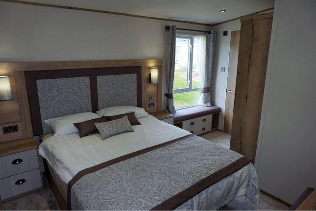 Master Bedroom of Suffolk Sands Caravan Park Carr Road, Felixstowe IP11