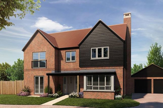 """Thumbnail Detached house for sale in """"The Alywn"""" at Andover Road North, Winchester"""