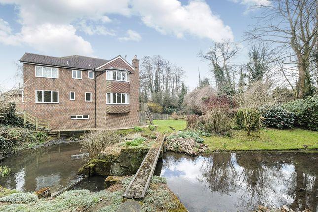 Thumbnail Property to rent in Mill Road, Dunton Green, Sevenoaks