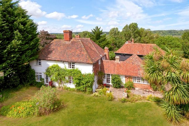 Thumbnail Detached house for sale in Boxley Road, Boxley, Maidstone