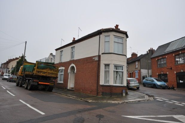 Thumbnail End terrace house to rent in Newington Road, Kingsthorpe