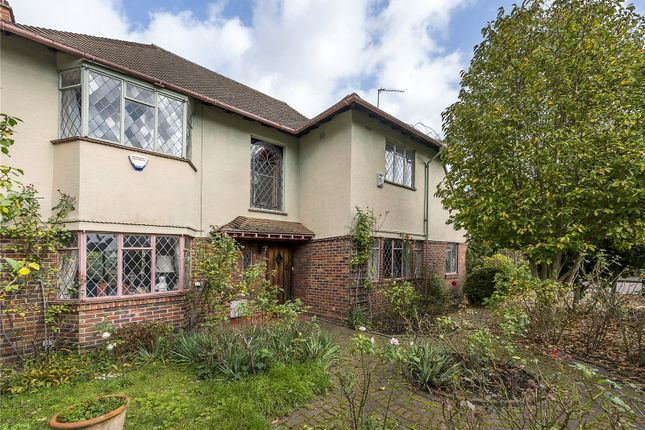 Thumbnail Detached house for sale in Popes Grove, Twickenham