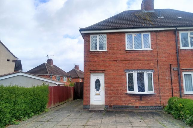 3 bed semi-detached house for sale in Mitchell Avenue, Coventry CV4