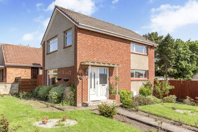 Thumbnail Detached house for sale in 10 Broomhill Road, Penicuik