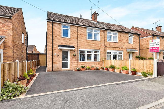 Semi-detached house for sale in Springfield Road, Chaddesden, Derby