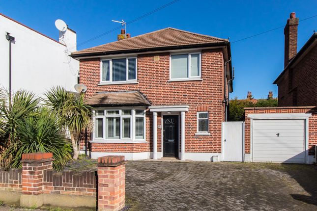 Thumbnail Detached house for sale in St Johns Road, Westcliff-On-Sea