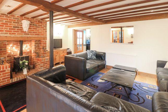 Sitting Room of The Street, Ickham, Canterbury Kent, Kent CT3