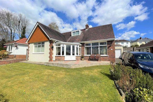 Thumbnail Detached bungalow for sale in Llys Nedd, Bryncoch, Neath