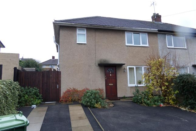 Thumbnail Semi-detached house to rent in St. Augustines Road, Rugeley