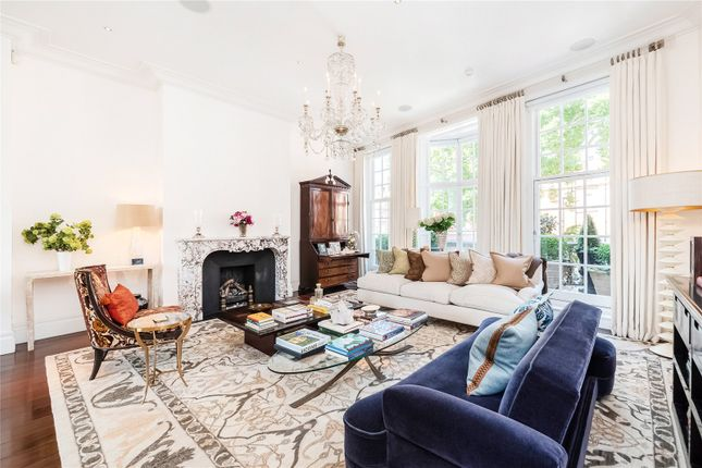 Thumbnail Terraced house to rent in Egerton Place, London