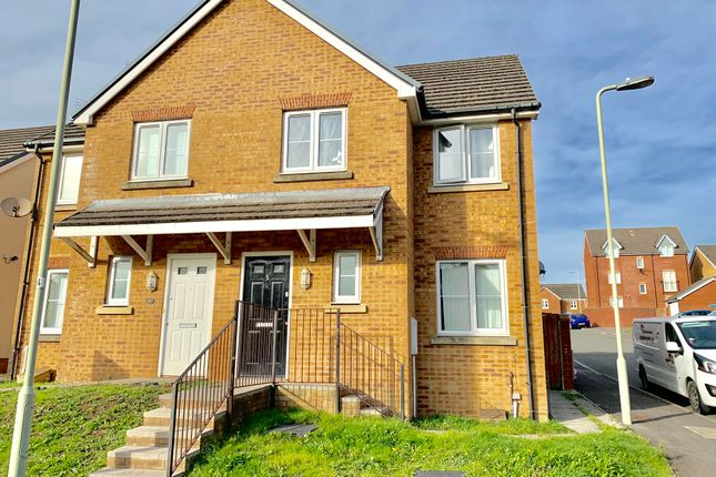 Thumbnail Property to rent in Swallow Close, North Cornelly, Bridgend
