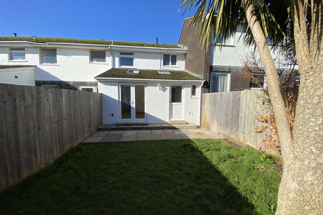 New Back of West Meadow Close, Braunton EX33