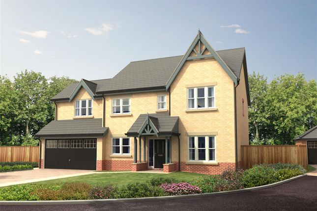 Thumbnail Detached house for sale in Nr. Ponteland
