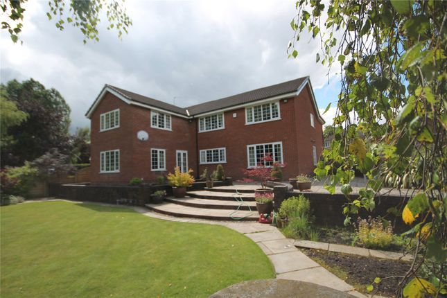 Thumbnail Detached house for sale in Oulder Hill Drive, Bamford, Rochdale, Lancashire
