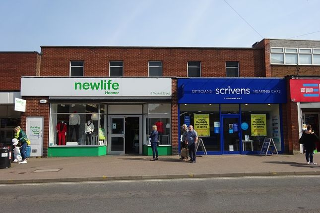 Thumbnail Leisure/hospitality to let in Market Street, Heanor, Derbyshire