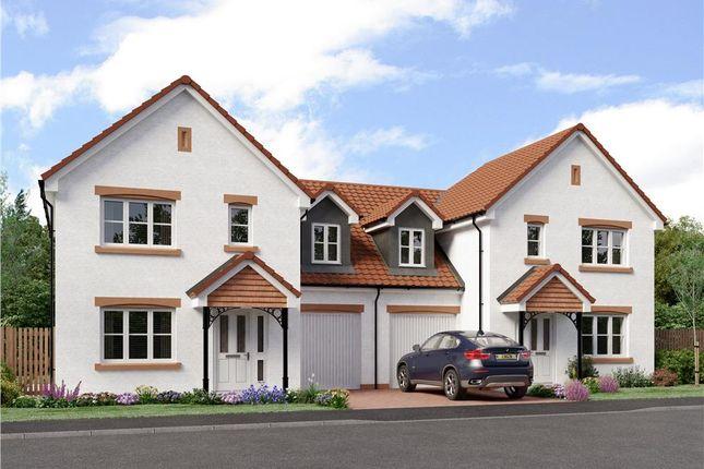 "Thumbnail Semi-detached house for sale in ""Irvine"" at Dirleton, North Berwick"