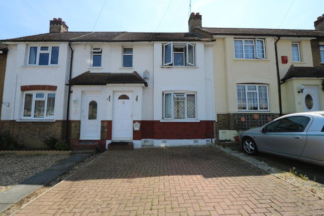 Thumbnail Terraced house to rent in Oakdene Road, Hillingdon
