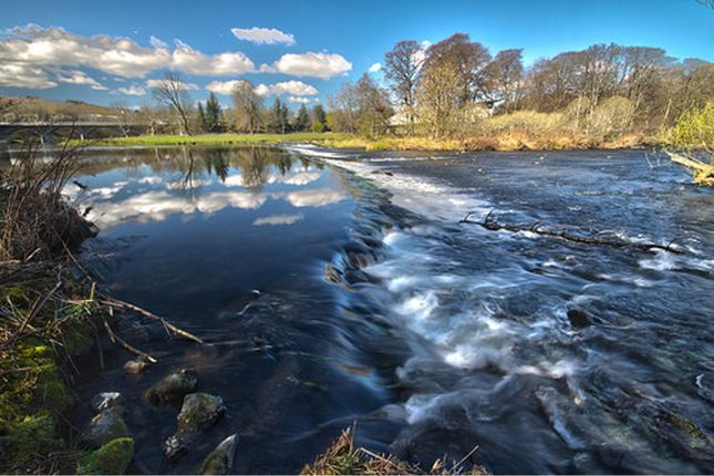 Nearby River of Grandholm Crescent, Aberdeen AB22
