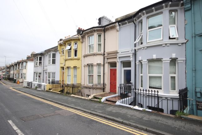 Thumbnail Maisonette to rent in Upper Lewes Road, Brighton