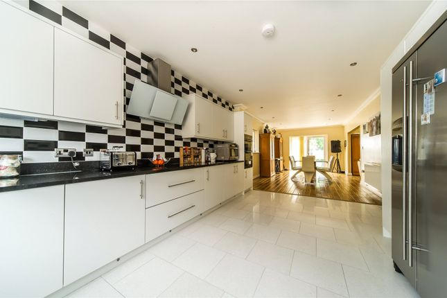 Thumbnail Detached house for sale in Copperbeech Close, Borden Lane, Sittingbourne, Kent