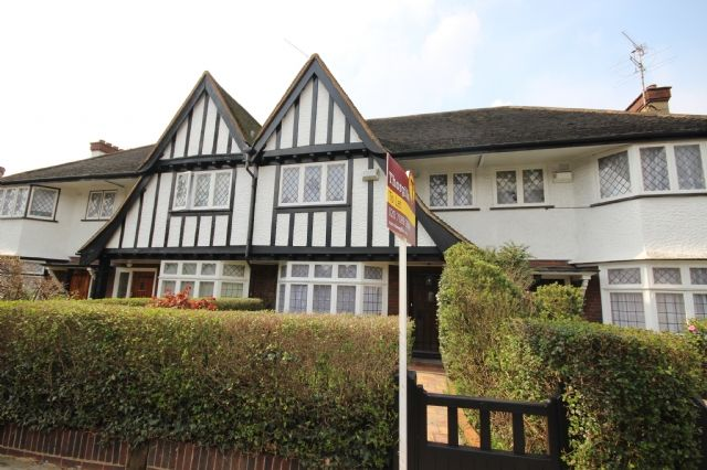 Thumbnail Terraced house to rent in Monks Drive, Acton, London