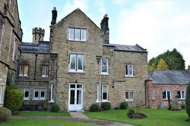 Thumbnail Flat for sale in Barclay Park, Hall Lane, Knutsford