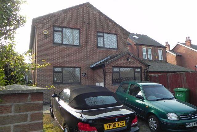 Thumbnail Detached house to rent in Edwards Lane, Nottingham