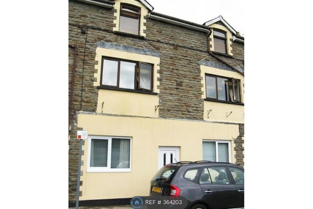 Thumbnail Terraced house to rent in High Street, Llanhilleth, Abertillery