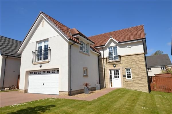 Thumbnail Property for sale in Sandmartin Grove, Lenzie, Glasgow