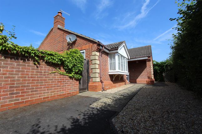 Thumbnail Detached bungalow to rent in Hall Farm Road, Duffield, Belper