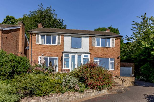 Thumbnail Detached house for sale in Queens Drive, Malvern, Worcestershire