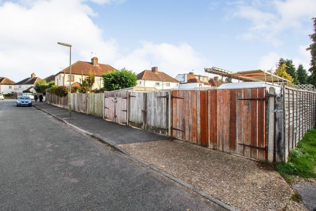 Thumbnail Land for sale in Ray Road, West Molesey