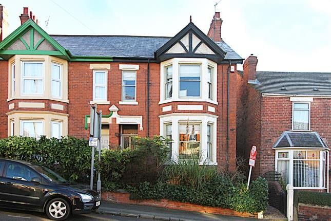 4 bed semi-detached house for sale in Clarence Road, Chesterfield, Derbyshire