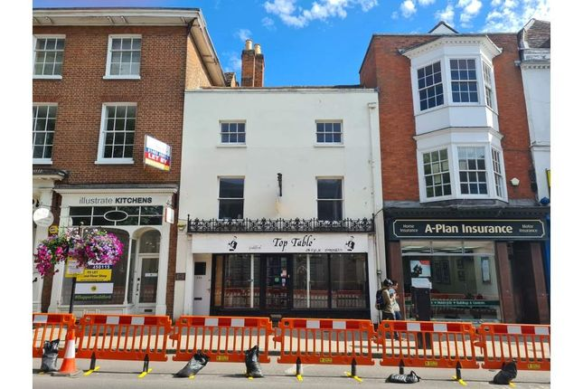 Thumbnail Retail premises to let in 206 High Street, Guildford